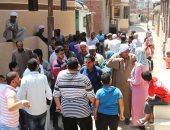 """صور.. أهالى """"عرب دوريش"""" بالشرقية يشتكون الانقطاع المستمر لمياه الشرب"""