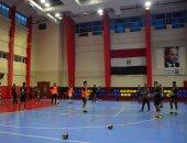 المركز الأولمبى يستضيف معسكر اليد استعدادًا لبطولة أفريقيا المؤهلة للأولمبياد