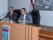 محافظ الإسكندرية: اختيار 10 مناطق لتطويرها على رأسها محطة الرمل