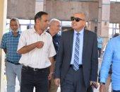نائب رئيس هيئة المجتمعات العمرانية يشدد على سرعة تنفيذ المشروعات بمدينة بدر
