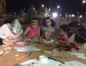 ورش فنية ومحاضرات احتفالا بثورة 23 يوليو فى قصر  ثقافة المنيا