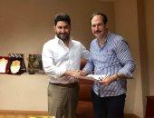 """المسرح القومى يتعاقد مع أشرف عبد الغفور وأيمن الشيوى على """"هولاكو"""""""