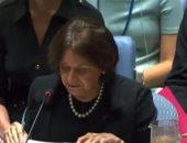 الأمم المتحدة: نواصل جهودنا مع مصر لإقرار التهدئة فى قطاع غزة