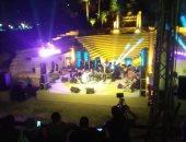 مدحت صالح يتألق على المسرح الرومانى فى حفل الأوبرا الصيفى بالأسكندرية