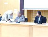 """ورش عمل مشتركة بين جامعة الأزهر والإنتاج الحربى لتفعيل توصيات مؤتمر """"مواردنا"""""""