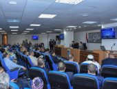 """صور .. محافظة الإسكندرية تنظم ندوة للتوعية حول """"دور الدولة فى حماية المستهلك"""""""