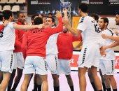 لحظة بلحظة مواجهة شباب مصر لكرة اليد وصربيا عبر سوبر كورة