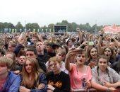 حفل موسيقى فى بريطانيا يتسبب فى حدوث زلزال