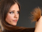 عصير الليمون الألوفيرا للحفاظ على الشعر من التقصف