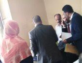 شادى محمد يصل محكمة مدينة نصر فى اتهامه لزوجته بسرقة شقته