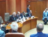"""صور.. محافظ بورسعيد: نتعرض لأكبر حملة ممنهجة على """"فيس بوك"""" لطمس الإنجازات"""