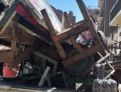 تحرير 545 مخالفة إشغالات متنوعة خلال أسبوع بأحياء شرق وغرب أسيوط