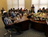 صور.. وفد إعلامى أفريقى  يزور العاصمة الإدارية الجديدة ويبدى إعجابه بالمشروع