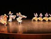 الفرقة القومية للفنون الشعبية فى جولة فنية بكندا وأمريكا