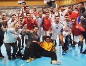 الأولمبية المصرية : فخورون بأداء شباب فراعنة اليد