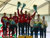 الخماسى الحديث يتوج بخمس ذهبيات وفضية وبرونزية في بطولة العالم للشباب