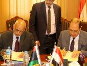 صور..برتوكول تعاون لدراسة الطلاب الليبيين بالدراسات العليا بطب المنصورة