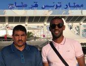 المغربي محسن ياجور ينضم إلى معسكر ضمك السعودي لأول مرة