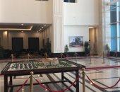 توافد الوزراء على مقر مجلس الوزراء بالعلمين الجديدة استعدادا لإجتماع الحكومة