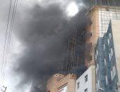السيطرة على حريق داخل منزل فى الحوامدية دون إصابات