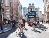 لمحاربة تلوث الهواء.. بريطانيا تتخلى عن السيارات لصالح المشى والدراجات