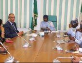 رئيس البرلمان النيجيرى يشيد بجهود المملكة فى خدمة ضيوف الرحمن