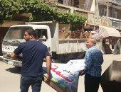 تحرير 76 محضر متنوع خلال حملة مكبرة بديروط فى أسيوط