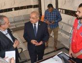"""جامعة أسيوط: فحص 1720 حالة ضمن المبادرة الرئاسية """"لدعم صحة المرأة المصرية"""""""
