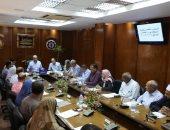 صور.. محافظ السويس: مجلس الوزراء وافق على مد خط مياه شرب لمدينة السلام