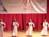فرقة رضا تقدم عروضا حول الموروث الشعبى فى مطروح عاصمة الثقافة المصرية