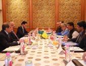 وزير الطاقة السعودى يناقش تهديدات الملاحة فى مضيق هرمز مع نظيره الهندى