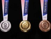 الكشف عن ميداليات دورة الألعاب البارالمبية طوكيو 2020 من مواد معاد تدويرها