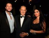 زوجة أحمد الفيشاوي تنعى والده بهذ الكلمات الحزينة