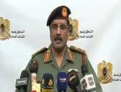 المسماري: القوات الجوية الليبية تفرض سيطرتها الكاملة على سماء ليبيا