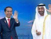 بيان مشترك بشأن تعزيز العلاقات بين الإمارات وإندونيسيا