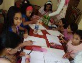 شاهد مشاركة الأطفال فى فعاليات النشاط الصيفى بمتحف المجوهرات × 20 صورة