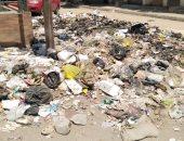 قارئ يشكو انتشار القمامة بمنطقة الوراق بجوار الدائرى