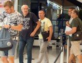 بحارة الناقلة الروسية المحتجزة فى أوكرانيا يعودون إلى موسكو