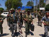 سطو مسلح على مركز حوالات فى ضاحية قدسيا ريف دمشق
