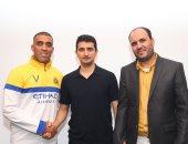 عبد الرزاق حمد الله يرتدى قميص النصر السعودى حتى 2022