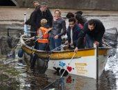 رحلات بحرية بأمستردام لصيد البلاستيك بدلا من الأسماك.. اعرف تفاصيلها