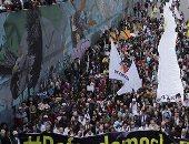 مظاهرات احتجاج على قتل نشطاء اجتماعيين فى العاصمة الكولومبية بوجوتا