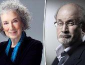صراع الجبابرة.. قائمة المان بوكر تشتعل بسبب سلمان رشدى ومارجريت أتوود
