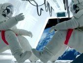 دراسة: رواد الفضاء يعانون من انخفاض فى المشاعر الإيجابية خلال مهماتهم