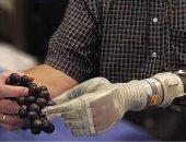 ابتكار ذراع روبوتية تمكن مبتورى الأطراف من اللمس والشعور مرة أخرى