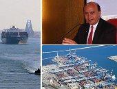 اليوم.. قناة السويس الجديدة تشهد عبور أكبر سفينة حاويات فى العالم