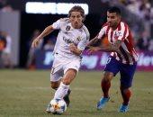 اتلتيكو مدريد يسحق الريال 7 – 3 في الكأس الدولية للأبطال.. فيديو