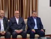 """شاهد.. """"مباشر قطر"""" تكشف ارتماء """"حماس"""" فى أحضان ملالى إيران"""