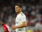 يوفيتش مهاجم ريال مدريد مهدد بالسجن 6 أشهر