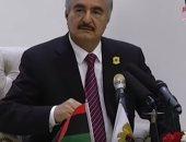 """شاهد.. """"مباشر قطر"""": حفتر يسقط مشروع """"تركيا وقطر"""" التخريبى بليبيا"""